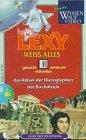 gesucht, entdeckt, erfunden - Paket: Lexy weiss alles ! / Rätsel der Hieroglyphen /Buchdruck -