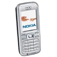 Nokia 6234 Mobile Phone, New Original, No contract, No lock / Unlocked (discontinued by manufacturer) - Silver Black.