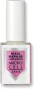 NAIL REPAIR light+white Micro Cell 2000 12 Milliliter