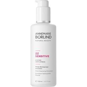 Annemarie Börlind ZZ Sensitive Anti Stress Milde Reinigungsemulsion, 150 ml -