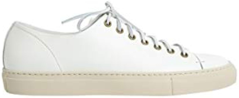Gentiluomo Signora BUTTERO scarpe da ginnastica Uomo B4006TOSCH02 B4006TOSCH02 B4006TOSCH02 Pelle Bianco Garanzia di qualità e quantità Prezzo ragionevole Temperamento britannico | Consegna Immediata  7c1471