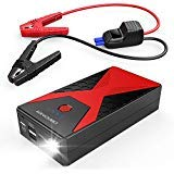 Best Battery Booster Packs - DBPOWER 1200A Portable Car Jump Starter Auto Battery Review