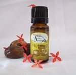100% Pure Nutmeg Essential Oil - 10ml