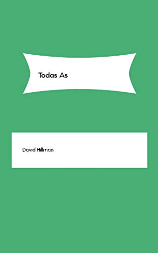 Todas As (Galician Edition) por David Hillman