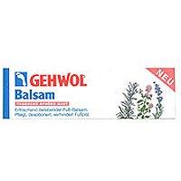 Scholls Fußbad (GEHWOL Balsam f. trockene Haut, 125 ml)