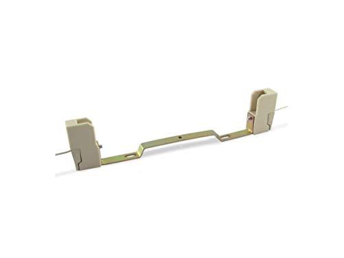 JOLIGHT Lampensockel Sockel R7S 189mm Keramisch / Metallbügel