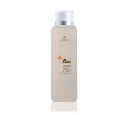 Anna Lotan Clear Mineral Hygienic Liquid Soap 200ml 6.76fl.oz