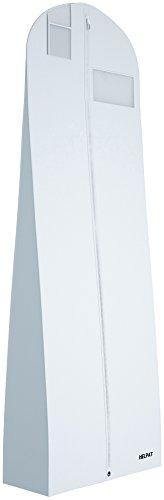 HELPAT Premium Kleiderhülle – breite Seitenfalte – 180 x 60 cm – extra lang –...
