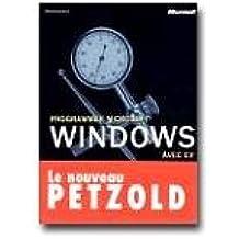 Programmer microsoft windows avec c# - langages et programmation - livre de reference - francais