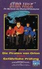 Star Trek Zeichentrick 09 - Die Piraten von Orion/ Gefährliche Prüfung [VHS]