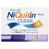 Niquitin CQ Patches 7mg from GLAXO SMITHKLINE CONSUMER EDI
