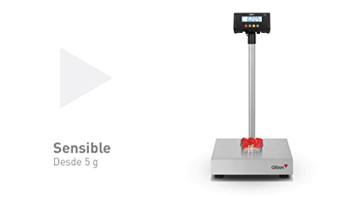 Balanza industrial Gram Precision modelo ZMissil F1-60