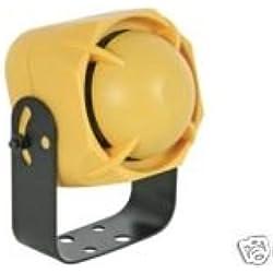 Veka - Sirena alarma para hogar (20 W, impermeable, 12 V)