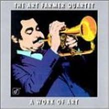Work of Art, a by Art Farmer Quintet (1996-04-16)