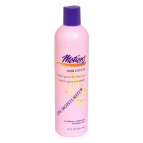 Motions Oil Moisturizer Hair Lotion 12oz. by Motions (English Manual)