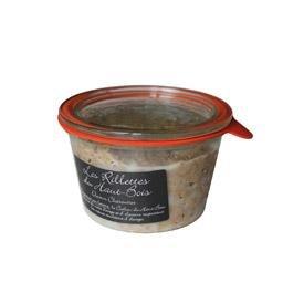 Carré de bœuf - Charcuterie - Terrine - Rillettes de porc - 250 g - Livraison en colis réfrigéré 48h