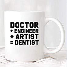 LECE Dentist Mug Doctor Mug  Medical Student Coffee Mug  Medical School Gifts Gifts For Medical Students gift for dentist  MUG544