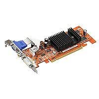 ASUS EAX300SE-X/TD Carte graphique Radeon X300 SE PCI Express x16 128 Mo DDR Digital Visual Interface sortie TV