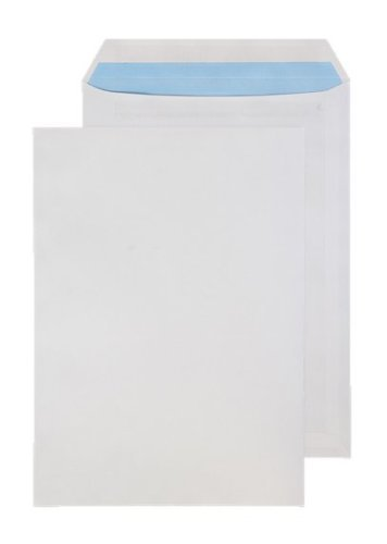 Purely Everyday C4 324 x 229 Self Seal Pocket Envelope - White (Pack of 750)