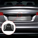 GPCT Auto Fahrzeug [Backup Kamera Einparkhilfe] W/NIGHT VISION, 656x 492HD Auflösung, einfach DIY Installation [wasserabweisend] [stoßfest] CE/FC Green Truck/Van/Caravan/Wohnwagen/Camper (Stereo Kit Chevy)