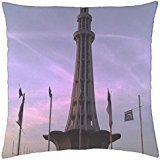Minar-e-Pakistan - Throw Pillow Cover Case (18