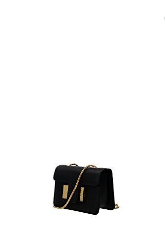 L0844TC03BLK Tom Ford Sac à bandoulière Femme Cuir Noir Noir