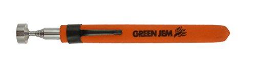 Green Jem htmpt8Magnetische Pick Up Werkzeug, Orange, 8Lb