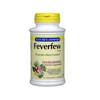Nature's Answer Feverfew from Nature's Answer