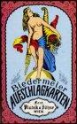 Biedermeier Aufschlagkarten: Mit deutscher Anleitung