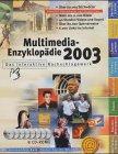 Multimedia-Enzyklop�die 2003, 8 CD-ROMs Das interaktive Nachschlagewerk. F�r Windows 95/98/Me/XP Bild