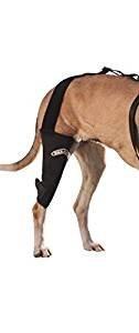 "WalkAbout Knieorthese 3Mm Neopren-Stützhülse X Small 5,5-6,5\"" rechtes Bein 1\"" über Kniebeuge"