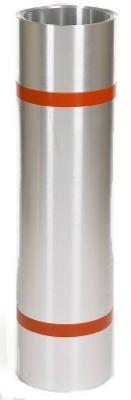 Mill Finish Aluminium (amerimax Home Produkte 6832020x 10Mill Finish Aluminium Blinken)