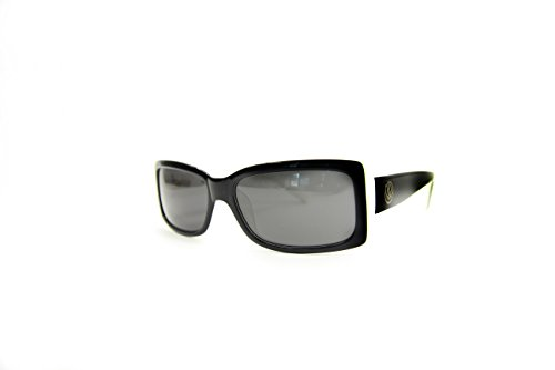 BENETTON BE72503, Gafas de Sol para Mujer, Black/White, 57