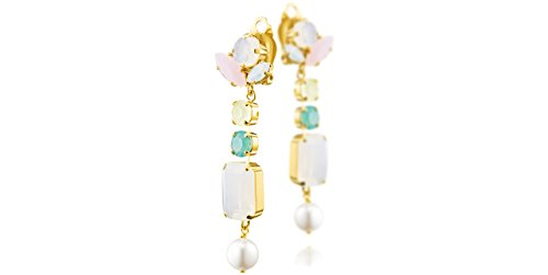 philippe-ferrandis-earrings-clip-on-dangle-provence-with-real-gold-leaf