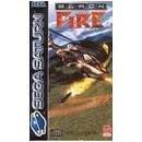 Black fire - Saturn - PAL