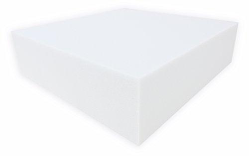 Dibapur  ® - Schaumstoff Platten Auswahl: - RG20 bis RG40-100x200 höhe 1 cm bis 12 cm (RG20/17-100x200x7cm)