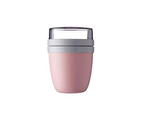 Mepal Lunchpot Ellipse, Nordic pink, 500ml