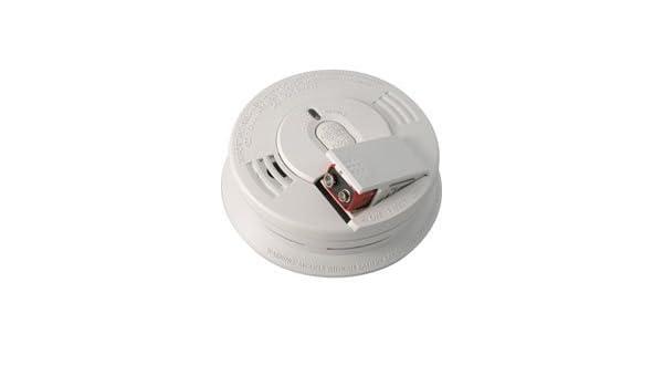 I12060A 120V ACDC Smoke Alarm
