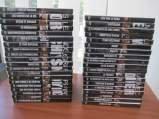 COLLECTION COMPLETE ROMY SCHNEIDER 39 DVDS NEUF ! (1) CESAR ET ROSALIE 2) LA BANQUIERE 3) LES CHOSES DE LA VIE 4) UNE FEMME A SA FENETRE 5) CLAIR DE FEMME 6) MAX ET LES FERRAILLEURS 7) L'IMPORTANT C'EST D'AIMER 8) LE TRAIN 9) CHRISTINE 10) UN AMOUR DE PLUIE 11) LE TRIO INFERNAL 12) LUDWIG ET LE CREPUSCULE DES DIEUX 13) PORTRAIT DE GROUPE AVEC DAMES 14) UNE HISTOIRE SIMPLE 15) LA PISCINE 16) LES INNOCENTS AUX MAINS SALES 17) LE PROCES 18) FANTOME D' AMOUR 19) LE MOUTON ENRAGE 20) TRIPLE CROSS 21) MADO 22) L' ASSASSINAT DE TROTSKY 23) MADEMOISELLE SCAMPOLO 24) LE CARDINAL 25) CARNETS INTIMES D'UNE JEUNE FILLE 26) DIX HEURES ET DEMIE DU SOIR EN ETE 27) LA CALIFFA 28) UN PETIT COIN DE PARADIS 29) MAM'ZELLE CRICRI 30) MONPTI 31) QUI? 32) LA VOLEUSE 33) BOCCACE 70 34) FEU D'ARTIFICE 35) LA MORT EN DIRECT 36) GARDE A VUE 37) LA PASSANTE DU SANS SOUCI 38) LILAS BLANC 39) LIES PAR LE SANG)