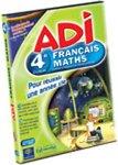 ADI 4eme : Français et Maths, 13-14 ans