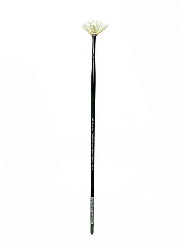 Winsor & Newton 5977701 Winton Fächerpinsel- Nr.1- 30  mm, für Ölfarbe, Acrylfarbe und Alkydfarbe