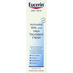 Eucerin Dry Skin Intensive Treatment Cream - 10% Urea 100ml