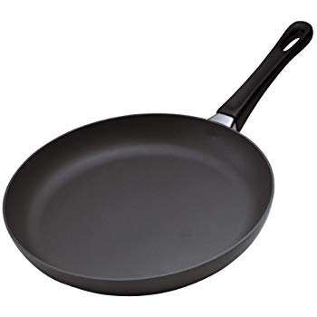 Usha Shriram Induction Base Non Stick Fry pan 210 Mm(Mini Tapper Pan/Frying Omlette Pan)