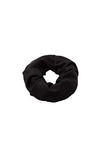 ESPRIT Accessoires Damen Schal 098EA1Q002, Schwarz (Black 001), One Size (Herstellergröße: 1SIZE)