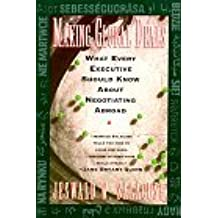 Making Global Deals: What Every Executive Should Know About Negotia by Jeswald W. Salacuse (1992-09-15)