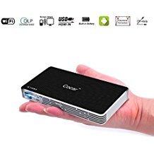 Mini DLP Vidéoprojecteur, Toumei C800S LED...