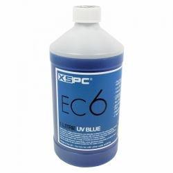 XSPC XS EC6 blu refrigerante non conduttivo, UV, blu