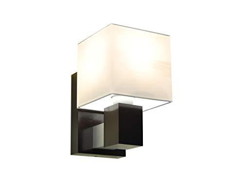 Elegante lampada lk a da parete in legno massiccio illuminazione