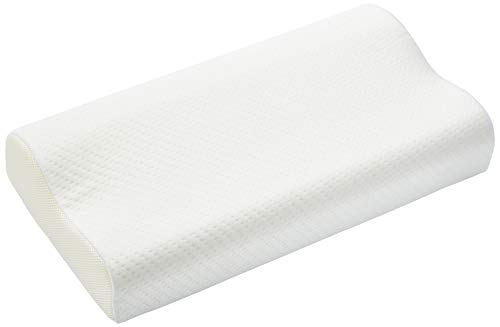 Cuscino In Memory Foam Certificato Oeko Tex.Amazonbasics Cuscino In Memory Foam