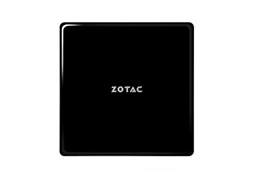 Zotac Zbox BI329 Barebone mini-PC (Intel N4100 quad-core, Intel UHD Graphics 600)